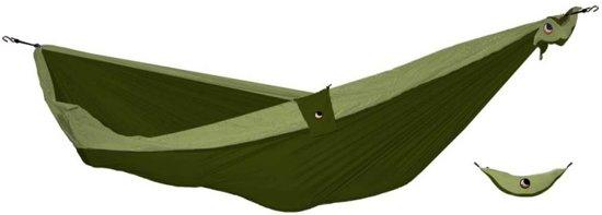 Double Hammock - 2 Persoons Hangmat - Green Khaki