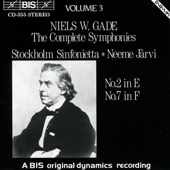 Gade - Symphonies Iii