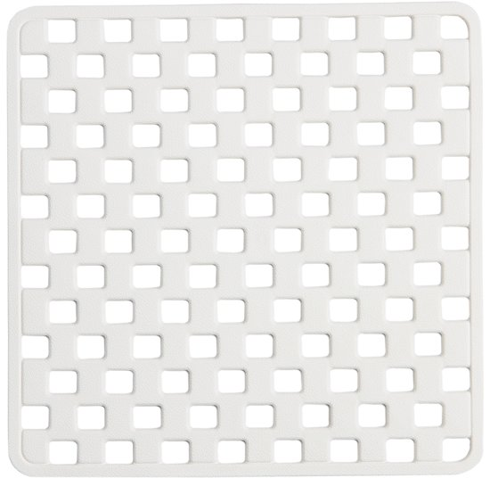Sealskin Veilmarine - Doby Antislipmat - Douche - 50x50 cm - Wit