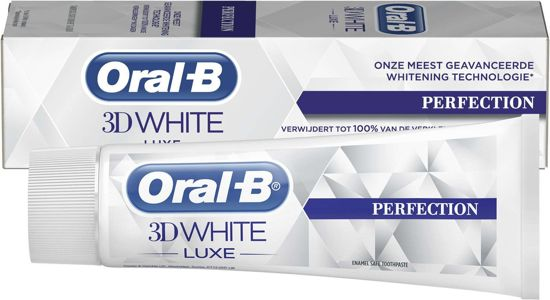Oral-B 3D White Luxe Perfection 75ml