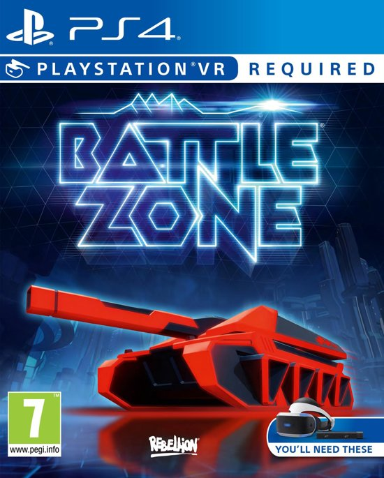 Battlezone VR PlayStation 4