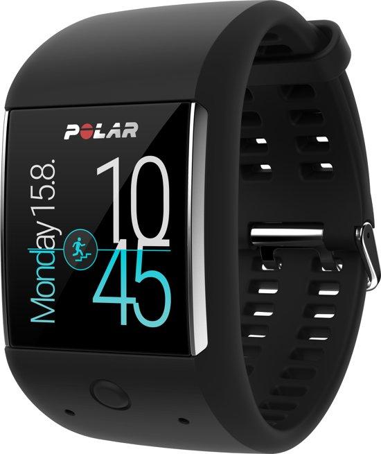 Polar M600 - GPS Sporthorloge - Zwart