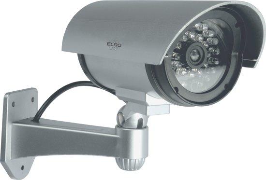 Afbeelding van ELRO CDB25S Outdoor Dummy Camera met LEDs