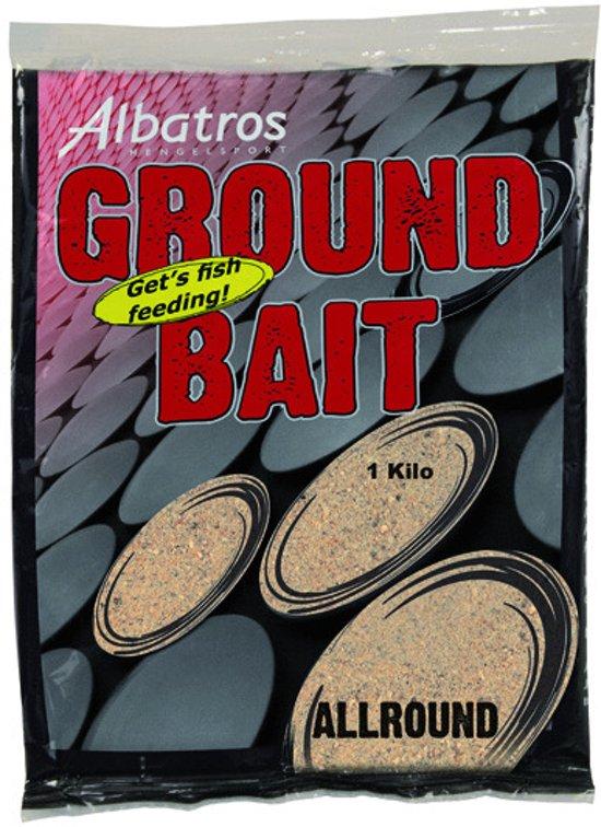 Albatros Rivier groundbait - Grijs - 1 Kg