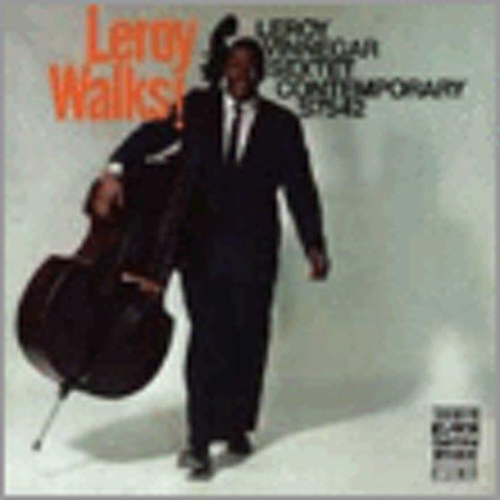Leroy Walks!
