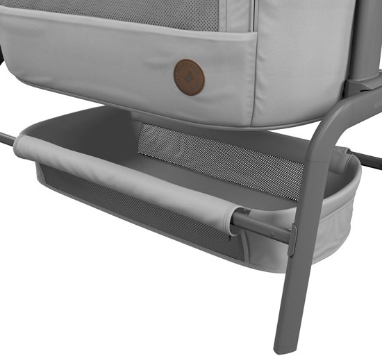 Maxi-Cosi Iora 2-in-1 co-sleeper - Essential Grey