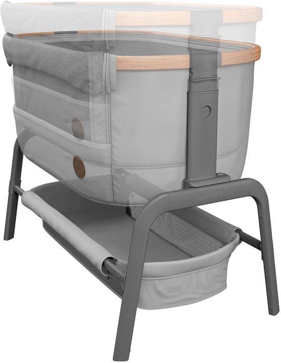 Maxi-Cosi Iora 2-in-1 co-sleeper - Essential Grey