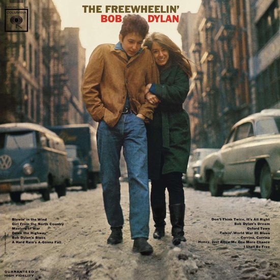 The Freewheelin' (2010 Remastered)