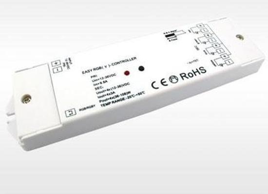 RF RGB(W) controller