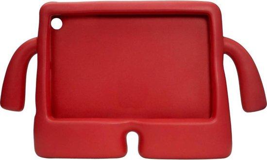 Rode iWink hoes - iPad hoes voor kinderen - iPad Air 1, 2 in Draaibrug