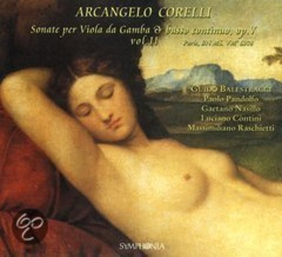 Sonate Per Viola Da Gamba