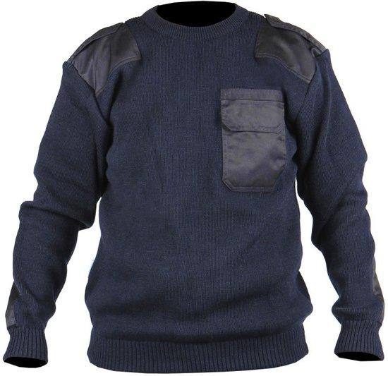 Storvik Pullover Dampier - blauw - L