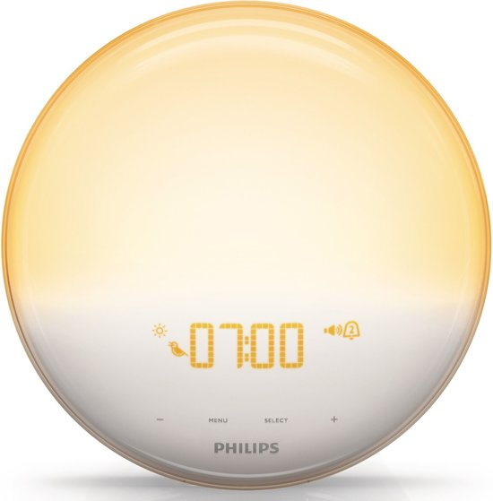 Philips HF3521/01 - Wake-up light - Wit