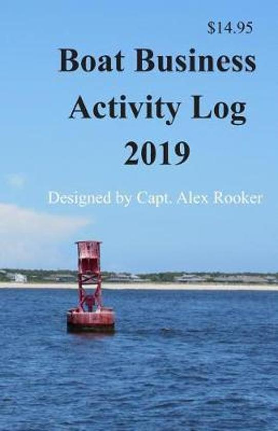 Boat Business Activity Log 2019