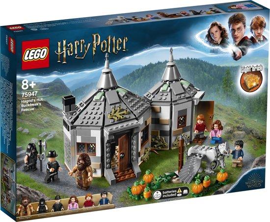 Afbeelding van LEGO Harry Potter Hagrids Huisje: Scheurbeks Ontsnapping - 75947 speelgoed