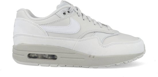 nike air max 1 grijs wit