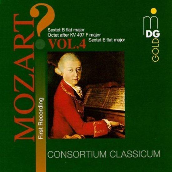 ?Mozart! Vol.4: Sextet/Octet After