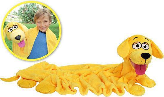 CuddleUPets Gele Hond