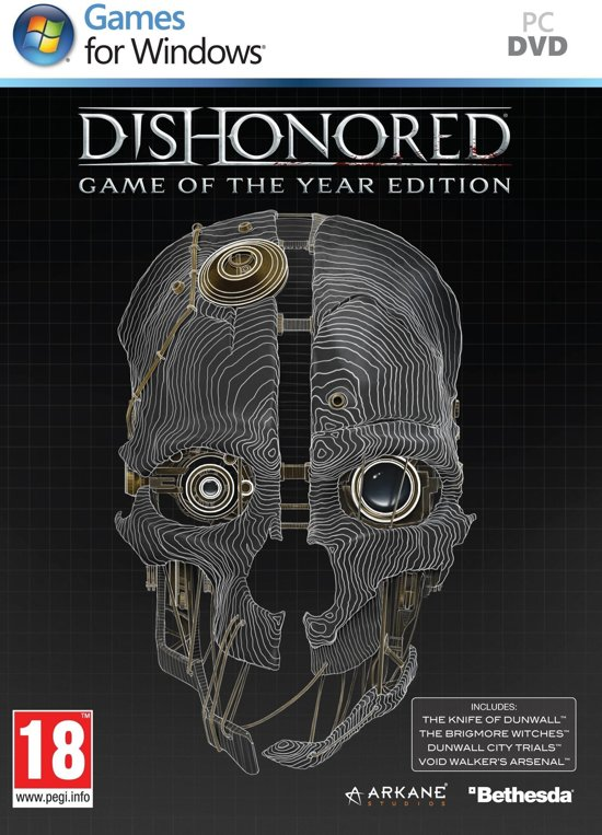 Dishonored (GOTY Edition) (DVD-Rom) - Windows kopen