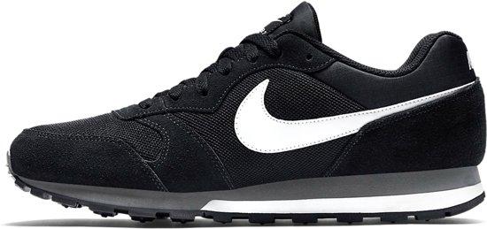 size 40 2bfa3 42848 bol.com  Nike MD Runner 2 Sneakers Heren - BlackWhite-Anthracita - Maat  48.5