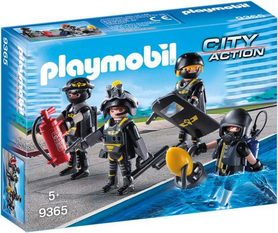 PLAYMOBIL SIE-team - 9365