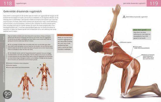 Rek En Strekoefeningen.Bol Com Anatomie Van Rek Strekoefeningen Ken Ashwell