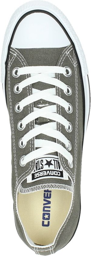All Charcoal Sneakers Star Maat Converse 40 Unisex Taylor Chuck xRTnxgYA