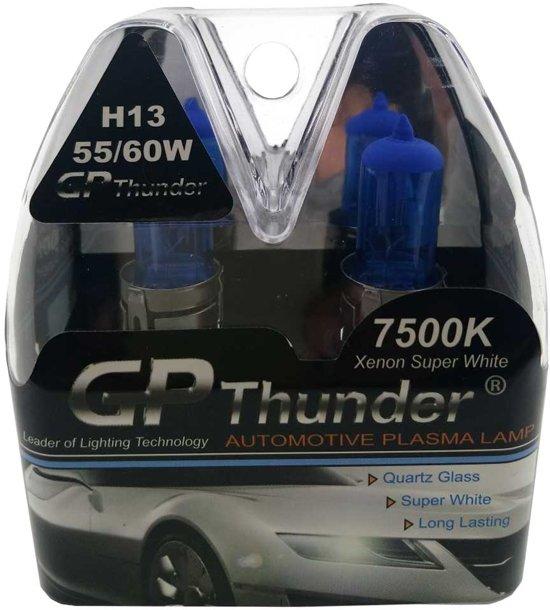 GP Thunder Xenon Look 7500k H13 55w