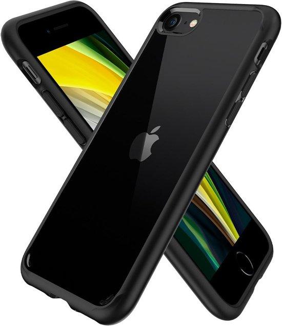 Spigen iPhone 8/7 Ultra Hybrid 2 Black
