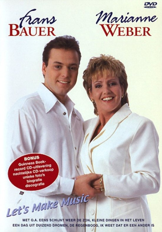 Frans Bauer & Marianne Weber - Let's Make Music