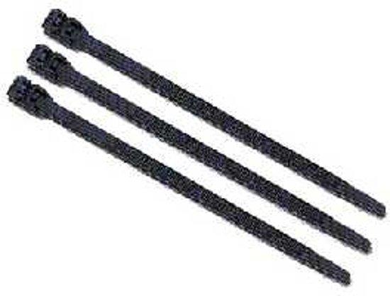 Bindbandje Zwart - 295 x 3,6 mm