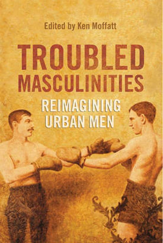 Troubled Masculinities