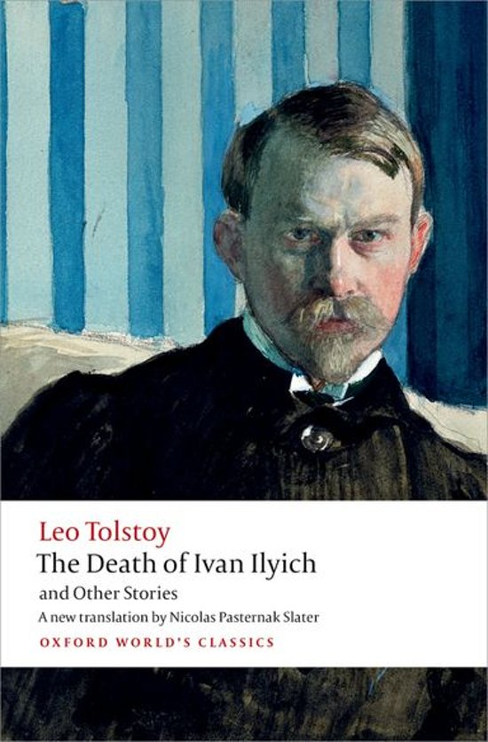 a description of leo tolstoy the author of the short story the death of ivan ilych Death of ivan illych story the short story, the death of ivan ilych, written by leo tolstoy, is about the reactions of a man and his friends to his suffering and death.