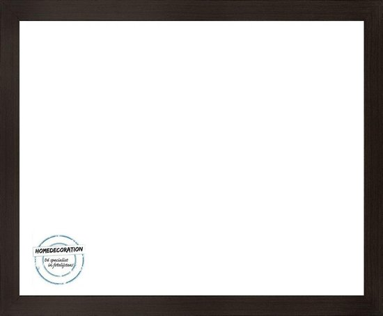 Homedecoration Misano – Fotolijst – Fotomaat – 71 x 87 cm  – Donker Eiken