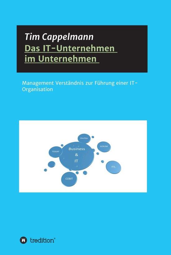Das IT-Unternehmen im Unternehmen