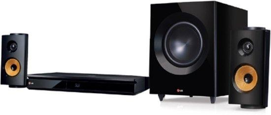 lg bh7240c 2 1 home cinema set zwart. Black Bedroom Furniture Sets. Home Design Ideas