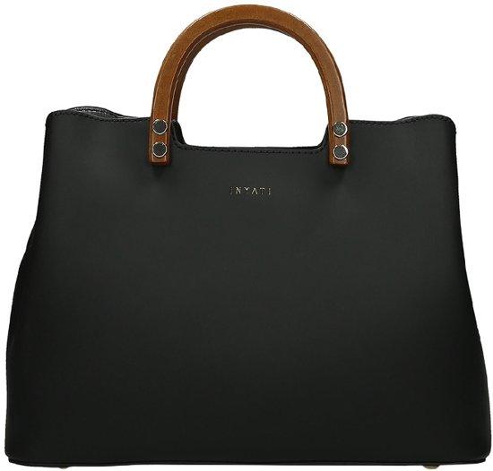 3af3af401fd bol.com | Inyati Initia handtas black