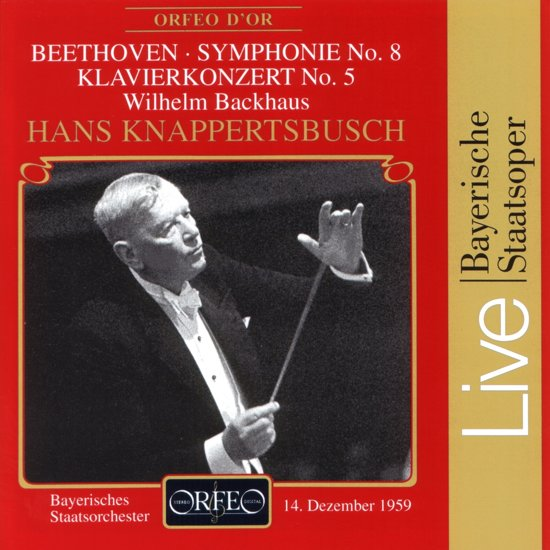 Symphony 8/Pianoconc.5