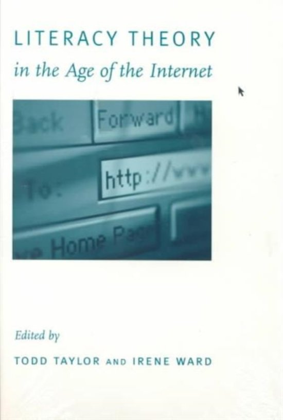 Literacy Theory in the Age of the Internet