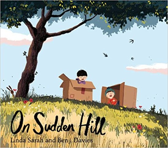 Boek cover On Sudden Hill van Linda Sarah (Paperback)
