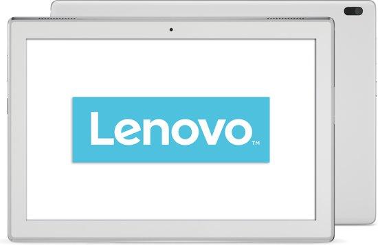 Lenovo Tab 4 - 10.1 inch - WiFi - 32GB - Wit