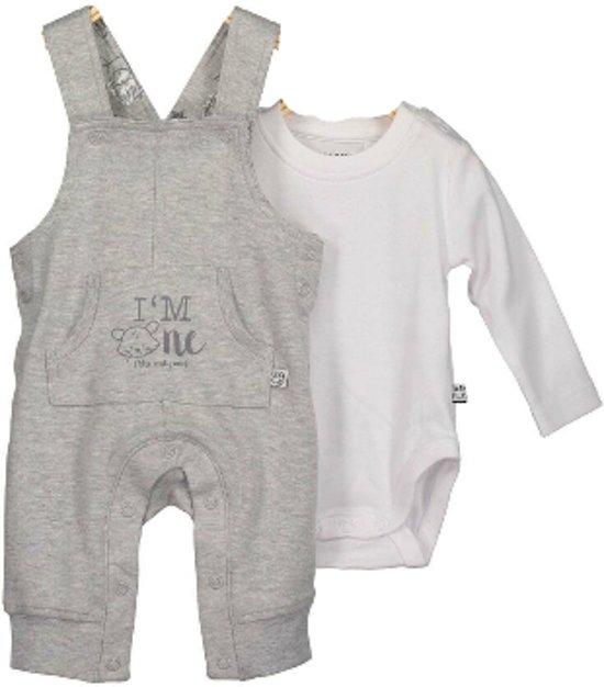 Babykleding Setjes.Bol Com Baby Tuinbroek Set Maat 68 6 9 Maand