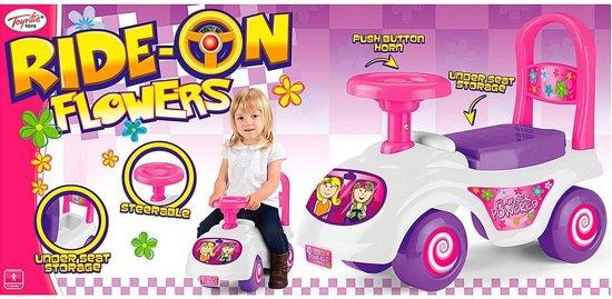 Toyrific Loopwagen Ride-on Flowers