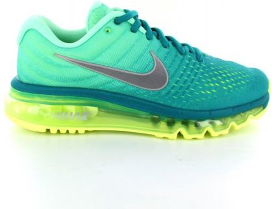nike air max 2017 dames groen