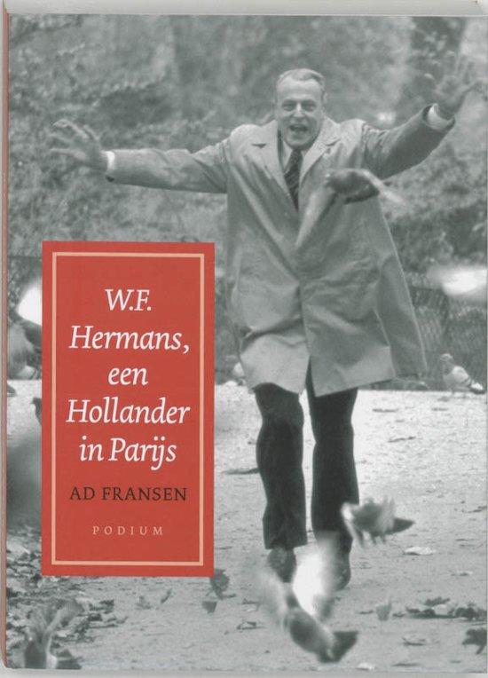 Bolcom W F Hermans Een Hollander In Parijs Ad Fransen