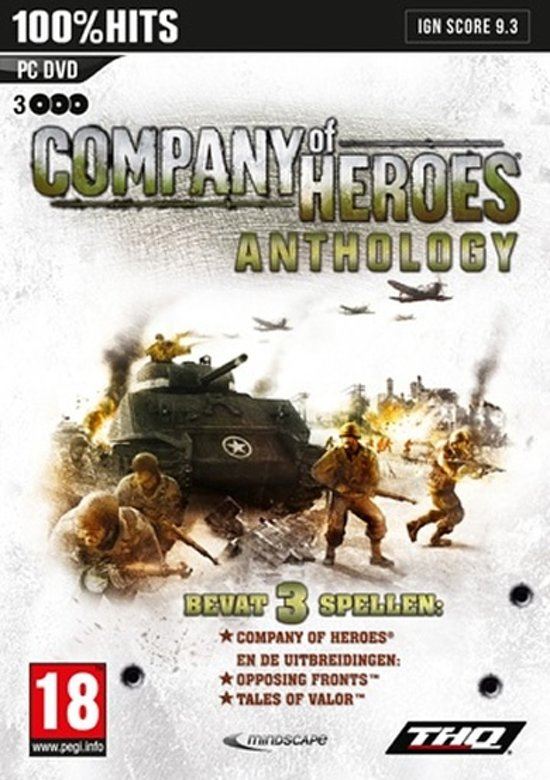 Company Of Heroes - Anthology Pack