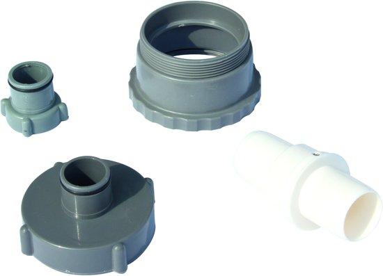 Bestway Automatische Bodemstofzuiger Aquaclimb Zwart/zilver
