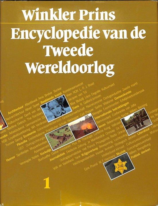 Winkler Prins encyclopedie van de Tweede Wereldoorlog