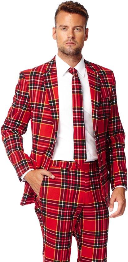 OppoSuits Lumberjack - Kostuum - Maat 52