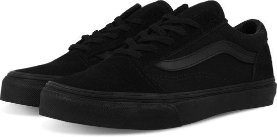 Vans Old Skool Sneakers Kinderen - Blk/Blk